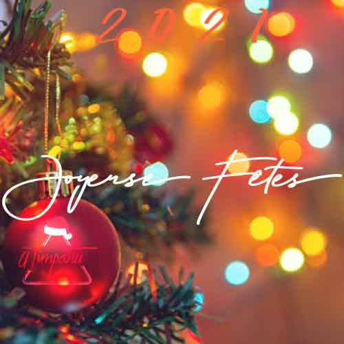 Joyeuse fêtes